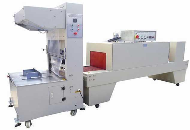 Semi Automatic Sleeve Shrink Wrapping Machine